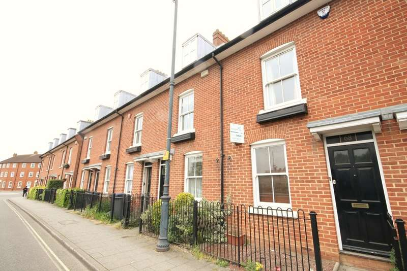 4 Bedrooms Town House for sale in Station Road West, Canterbury