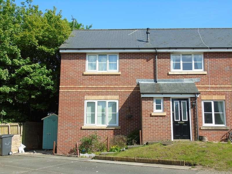 3 Bedrooms Semi Detached House for sale in Cae Gwyn, Penarth