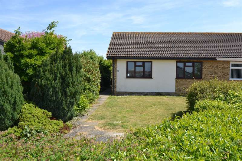 2 Bedrooms Semi Detached Bungalow for sale in Milner Road, Whitstable