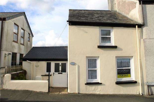 1 Bedroom Semi Detached House for sale in Zaggy Lane, Callington, Cornwall