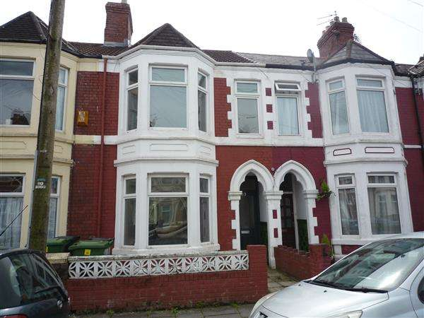 3 Bedrooms House for sale in Manor Street, Heath, Cardiff