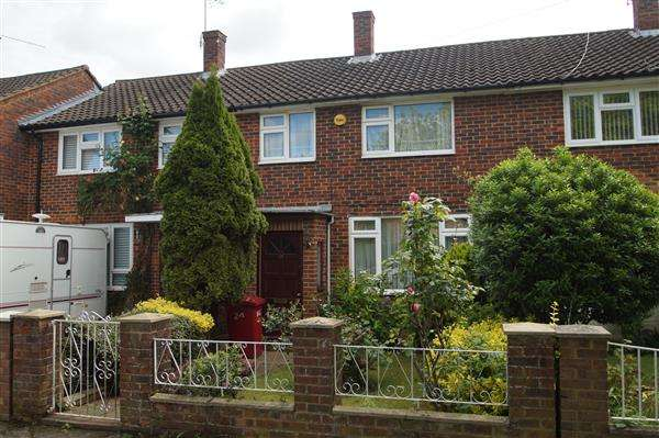 3 Bedrooms Terraced House for sale in Hetherington Close, Slough