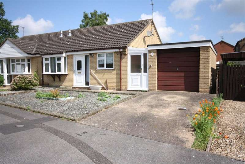 2 Bedrooms Semi Detached Bungalow for sale in Leconfield Road, Lincoln, Lincolnshire, LN6