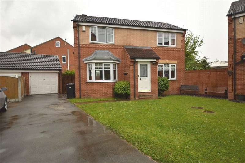 3 Bedrooms Detached House for sale in The Canter, Middleton, Leeds, West Yorkshire