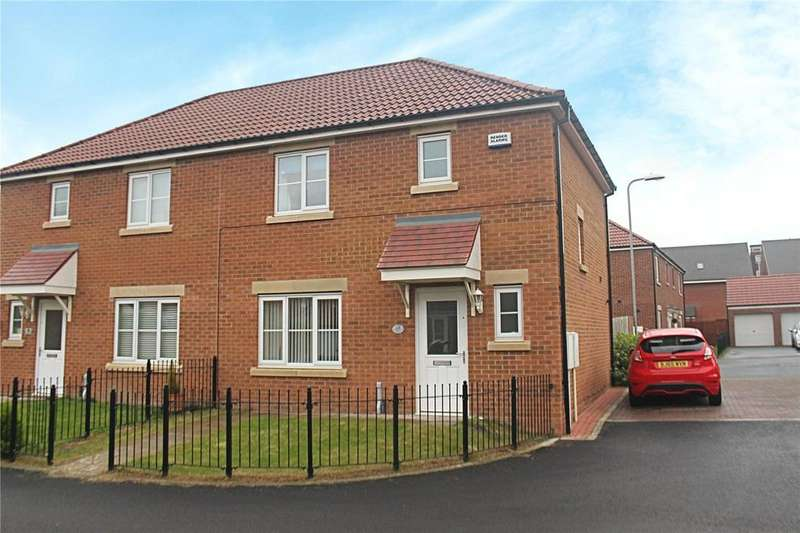 3 Bedrooms Semi Detached House for sale in Corona Court, Queensgate
