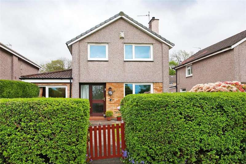 4 Bedrooms Detached House for sale in Shawwood Crescent, Newton Mearns, Glasgow, Lanarkshire