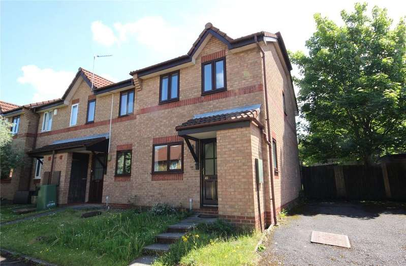 3 Bedrooms End Of Terrace House for sale in Whitley Mead, Stoke Gifford, Bristol, BS34