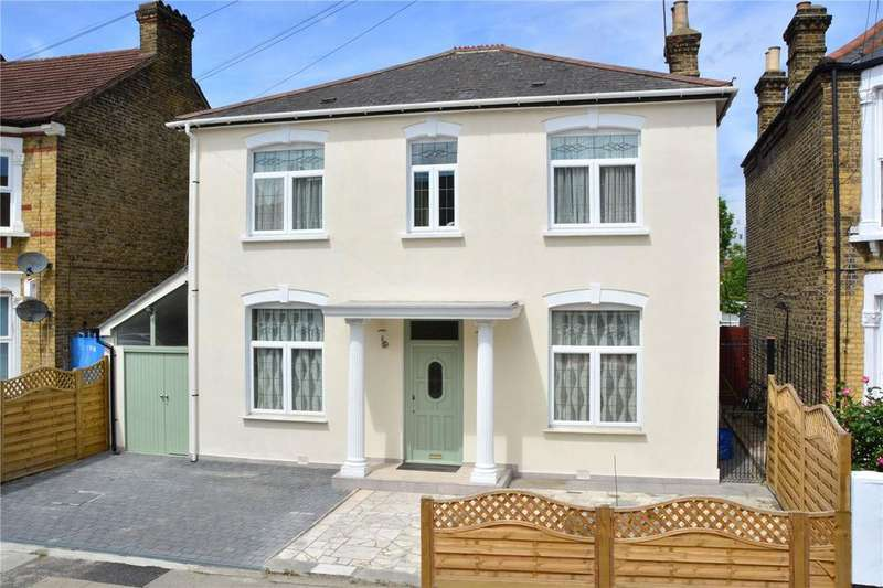 4 Bedrooms Detached House for sale in Felday Road, Lewisham, London, SE13