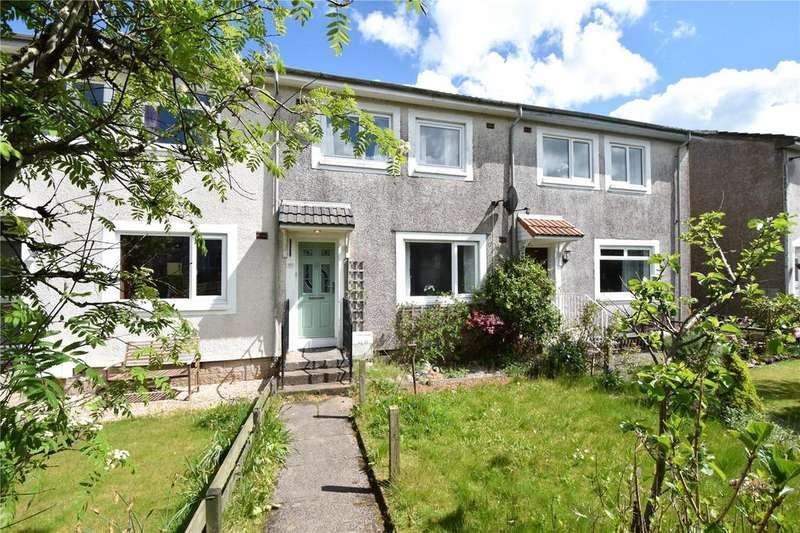 3 Bedrooms Terraced House for sale in Bonnyton Drive, Eaglesham, Glasgow