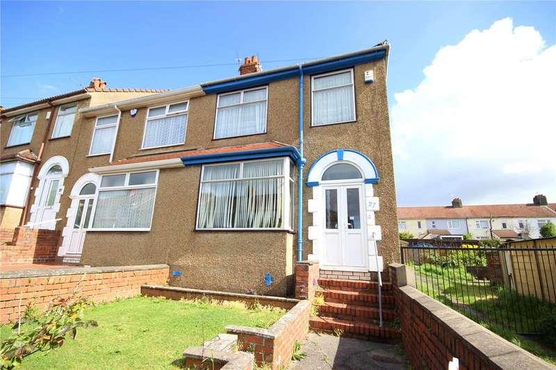 4 Bedrooms End Of Terrace House for rent in Jocelyn Road, Horfield, Bristol, BS7