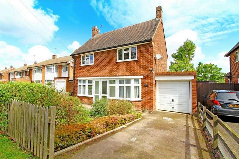 3 Bedrooms Detached House for sale in Bedford Road, Letchworth Garden City, Hertfordshire