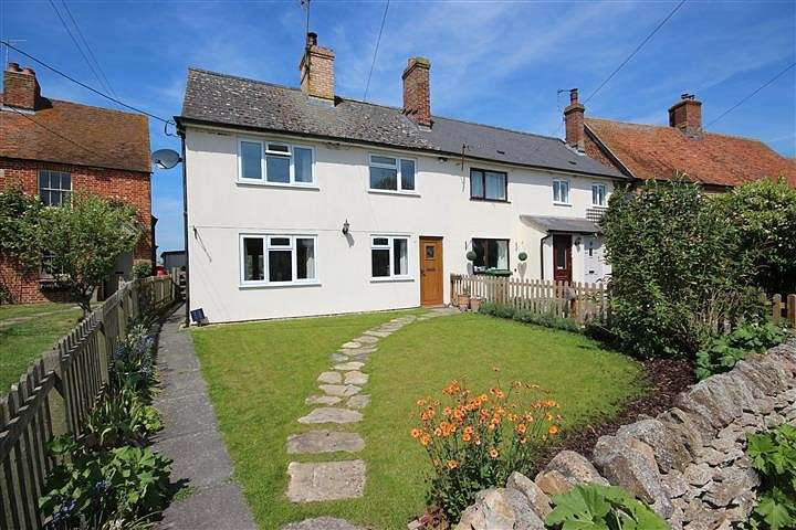 3 Bedrooms Terraced House for sale in Star Terrace, Denchworth, Wantage, OX12