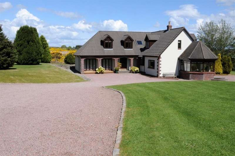 5 Bedrooms Detached House for sale in Silver Birches, Nairnside, Inverness, IV2