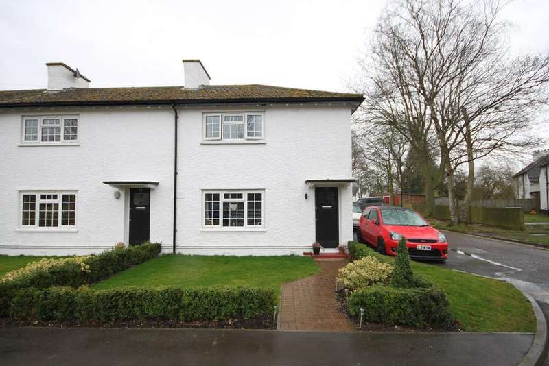 2 Bedrooms End Of Terrace House for sale in Olympus Road, Henlow, SG16