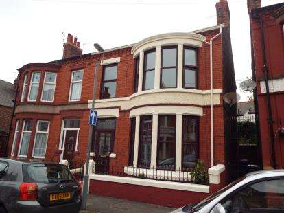 4 Bedrooms Semi Detached House for sale in Ensworth Road, Mossley Hill, Liverpool, Merseyside, L18