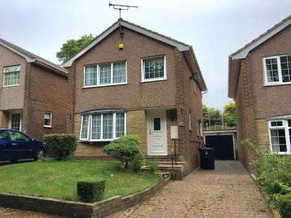 3 Bedrooms Detached House for sale in Garfield Avenue, Lancaster, LA1