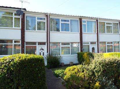 3 Bedrooms Terraced House for sale in Mold Road, Connahs Quay, Flintshire, CH5