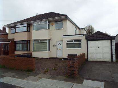 3 Bedrooms Terraced House for sale in Merton Crescent, Liverpool, Merseyside, England, L36
