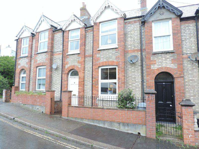 3 Bedrooms Terraced House for sale in Daniell Road, Truro