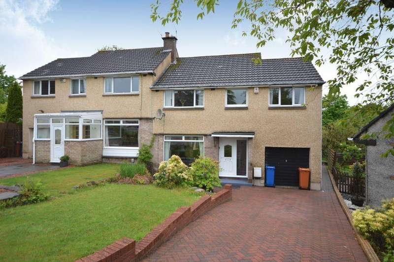 4 Bedrooms Villa House for sale in 43 Larkfield Road, Lenzie, Glasgow, G66 3AR
