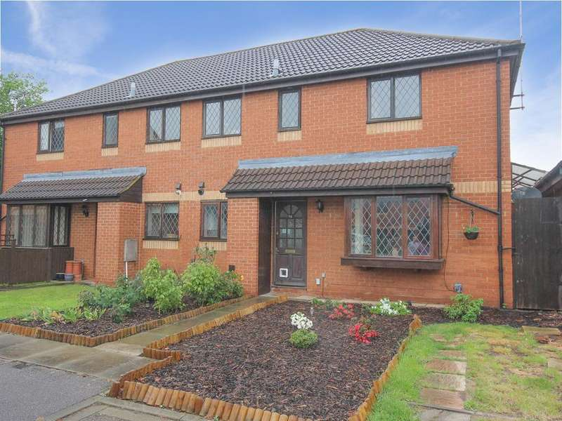 2 Bedrooms Cluster House for sale in Astwood Drive, Flitwick, Bedford, MK45