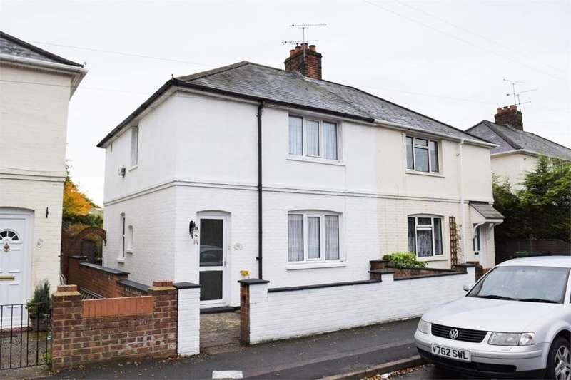3 Bedrooms Semi Detached House for sale in Moorlands Road, Camberley