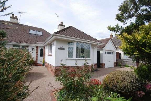 2 Bedrooms Semi Detached Bungalow for sale in Primley Road, Sidmouth