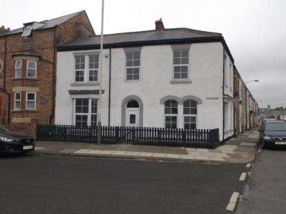 4 Bedrooms End Of Terrace House for sale in Station Road, Darlington