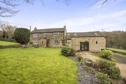 6 Bedrooms Detached House for sale in Shibden Hall Road, Halifax, West Yorkshire