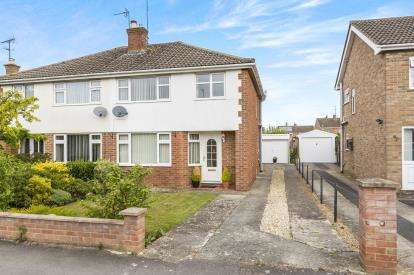 3 Bedrooms Semi Detached House for sale in Linden Avenue, Prestbury, Cheltenham, Gloucestershire