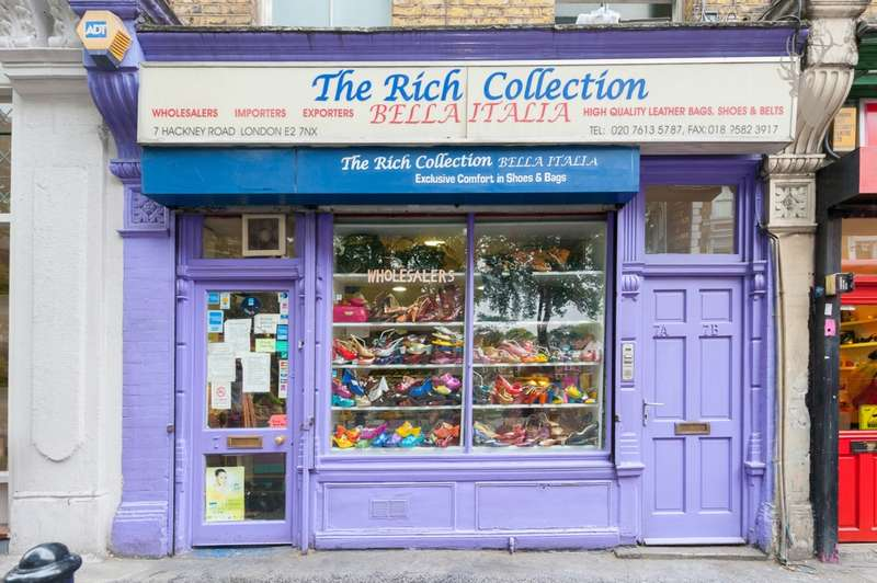 Commercial Property for sale in Hackney Road, London, E2