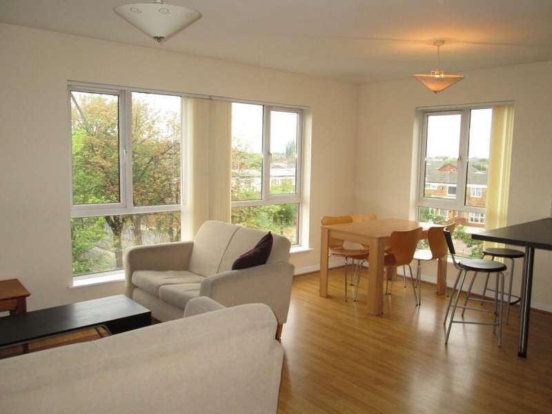 2 Bedrooms Apartment Flat for rent in Gilmartin Grove, Liverpool L6