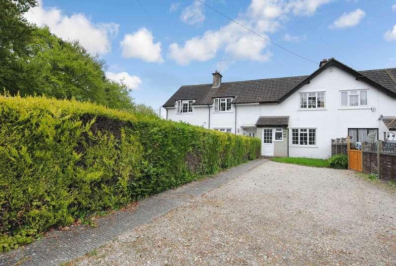 2 Bedrooms Terraced House for sale in Pigott Close, Netheravon, Salisbury SP4