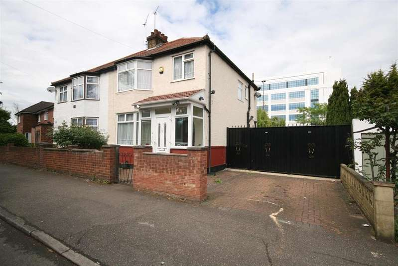 3 Bedrooms House for sale in Keith Road, Hayes