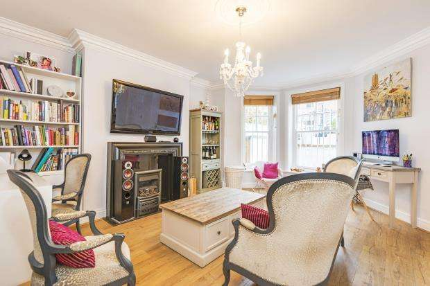 2 Bedrooms Flat for sale in Hillside Gardens, Highgate Village, London, N6