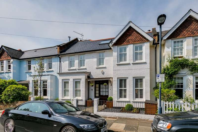 5 Bedrooms Terraced House for sale in First Avenue