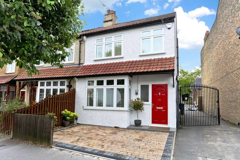 3 Bedrooms Semi Detached House for sale in Harrington Road, South Norwood