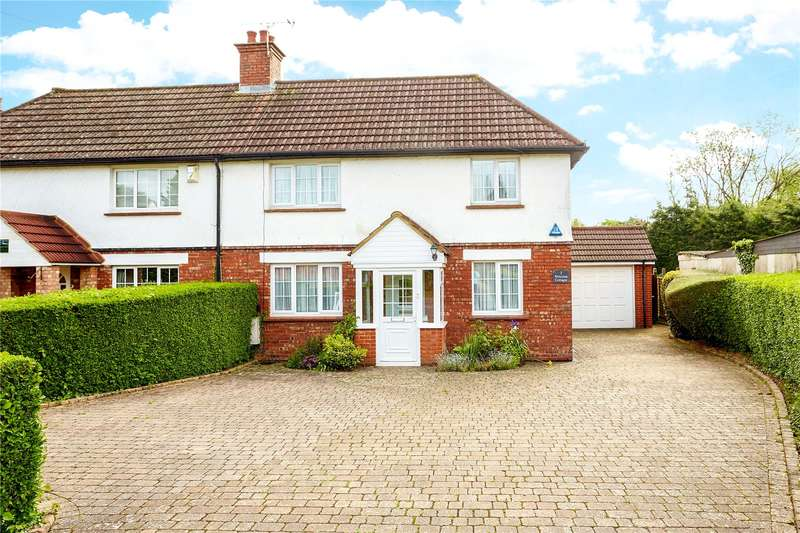 3 Bedrooms Semi Detached House for sale in Welcome Cottages, Slines Oak Road, Woldingham, CR3