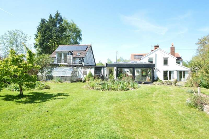 4 Bedrooms Detached House for sale in Hovis Mill Lane, Sible Hedingham, Halstead CO9