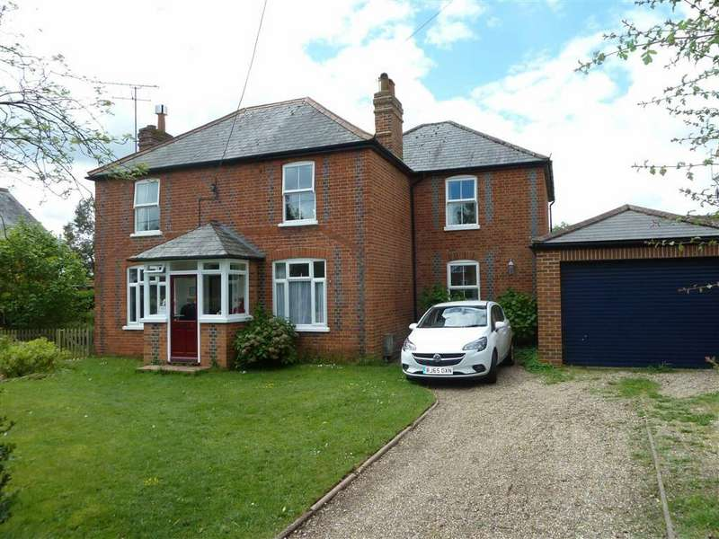 4 Bedrooms Detached House for sale in Woodlands Road, Sonning Common, Sonning Common Reading