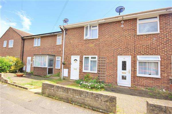2 Bedrooms Terraced House for sale in Slepe Crescent, Poole