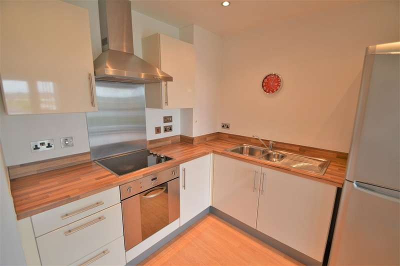 2 Bedrooms Flat for sale in Riverside, 7 Stuart Street, Derby