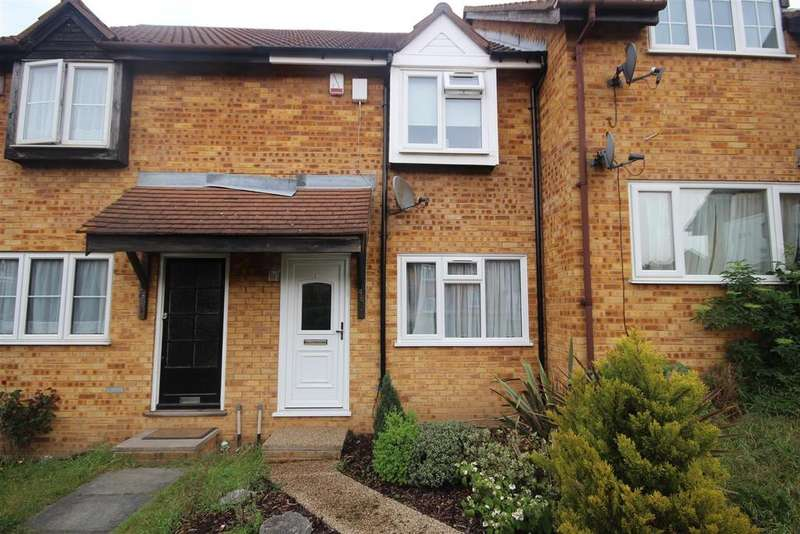 2 Bedrooms Terraced House for sale in Knights Manor Way, Dartford