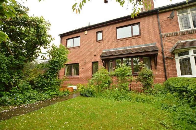 4 Bedrooms Semi Detached House for sale in Rooms Lane, Morley, Leeds