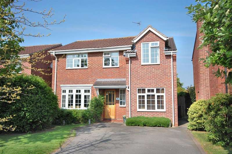 4 Bedrooms Detached House for sale in Ludgate Drive, East Bridgford, Nottingham
