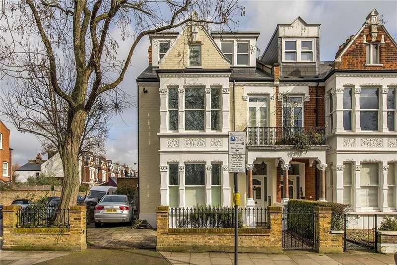 7 Bedrooms End Of Terrace House for sale in Stevenage Road, London, SW6