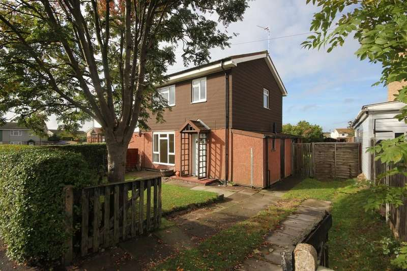 3 Bedrooms Semi Detached House for sale in Sharpley Drive, East Leake