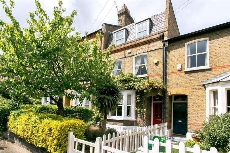 4 Bedrooms Terraced House for sale in Lillieshall Road, London, SW4
