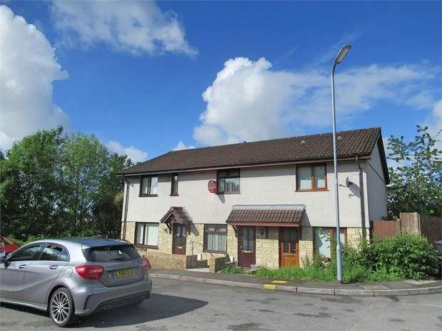 2 Bedrooms Terraced House for sale in Oak Hill Park, Skewen, Neath, West Glamorgan
