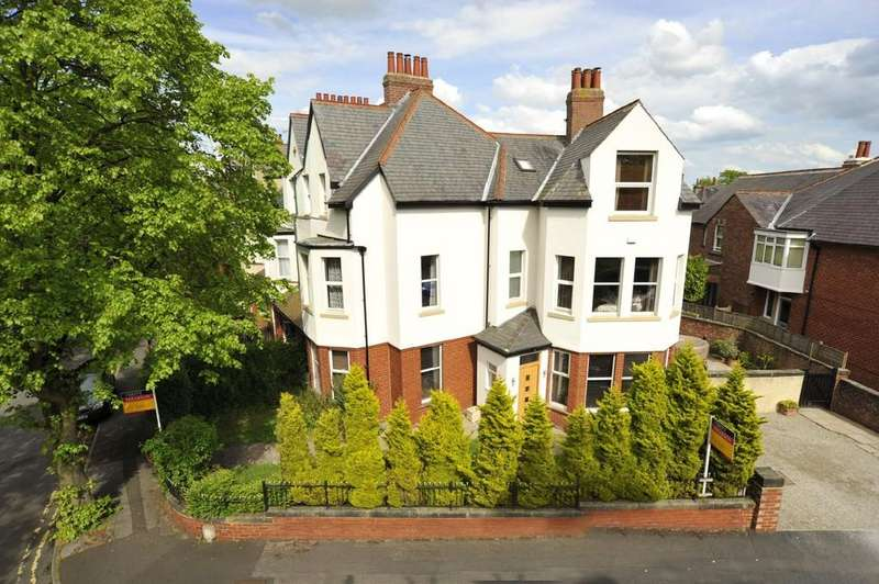 5 Bedrooms End Of Terrace House for sale in St Mark's Avenue, Harrogate